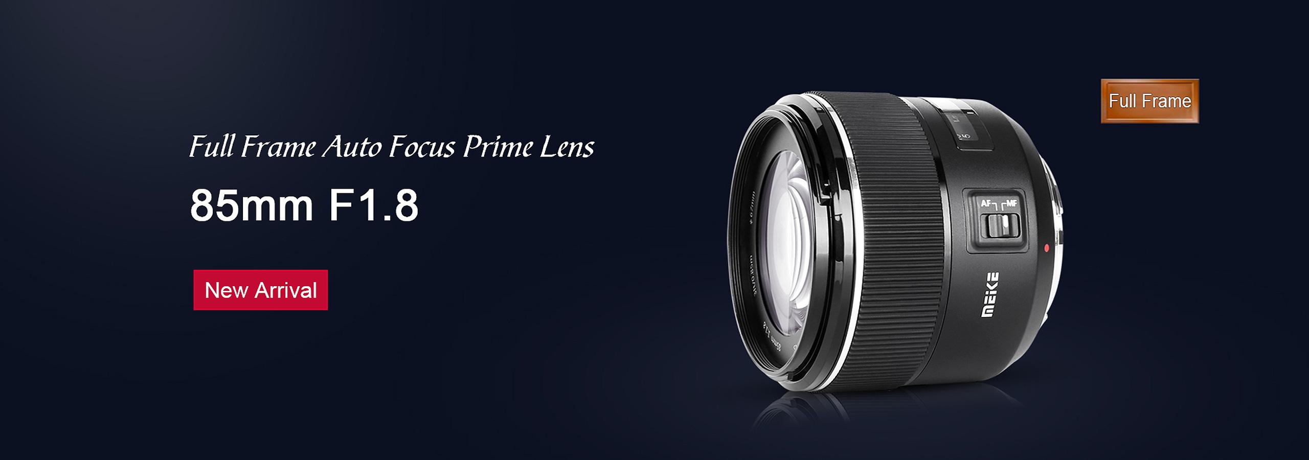 Meike 85mm F28 Macro Lens For Nikon Dslr Zurckweiter
